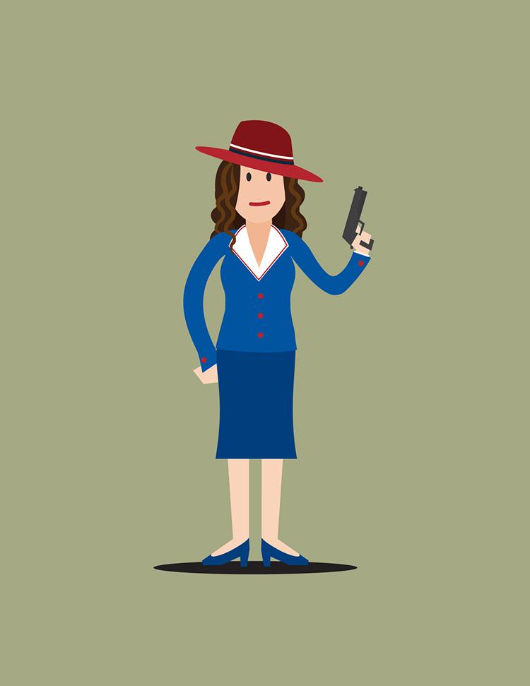 Agent Peggy Carter - Agent Carter