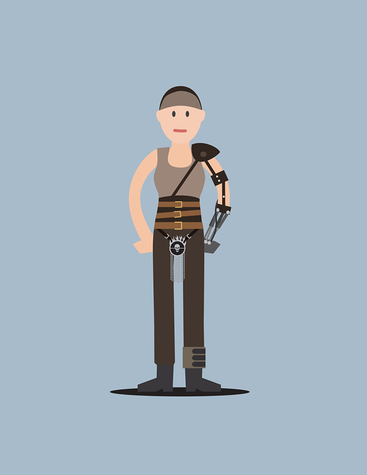 Imperator Furiosa - Mad Max: Fury Road