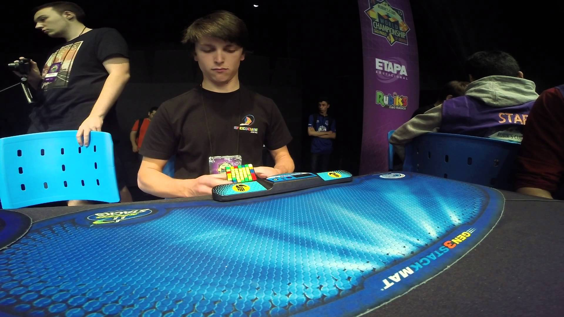 World Record Set for Solving a 7×7 Rubik's Cube