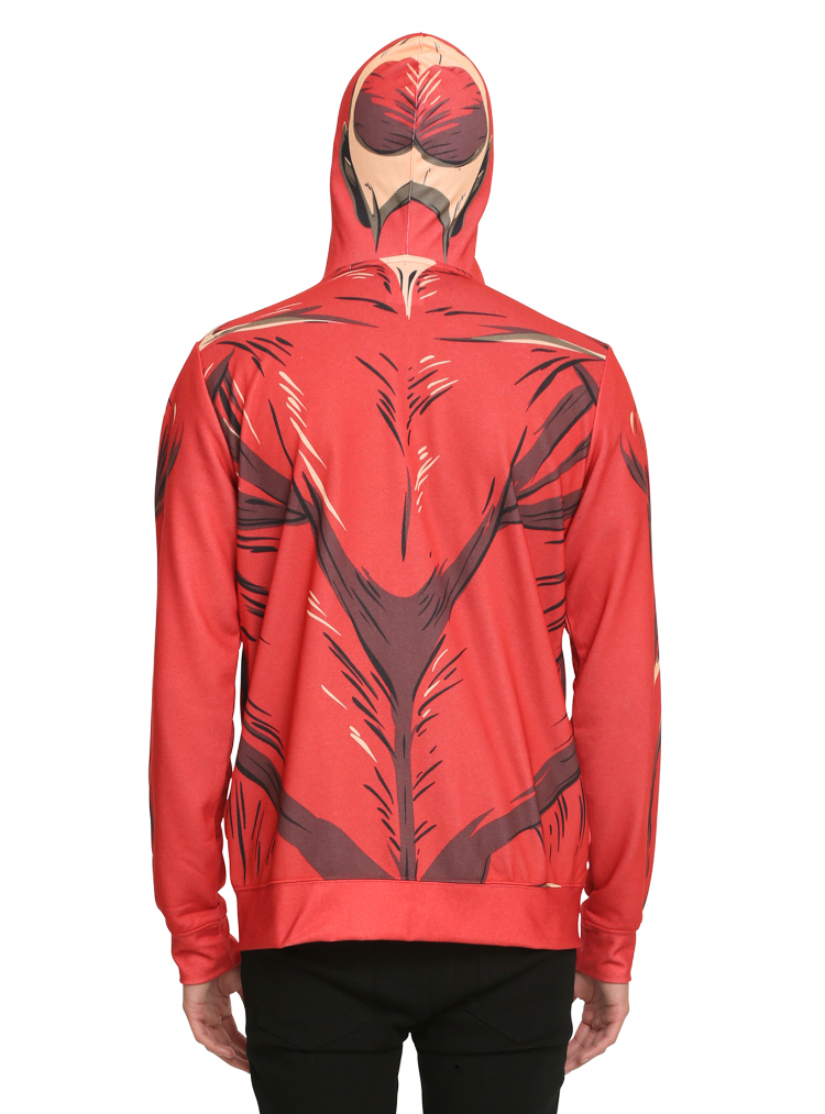 Attack On Titan Colossal Titan Costume Hoodie