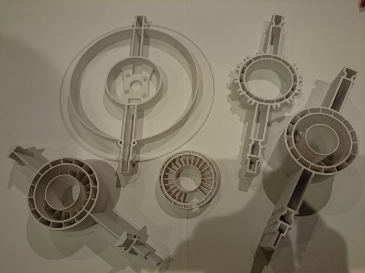 3D Printed Jet Motor Parts