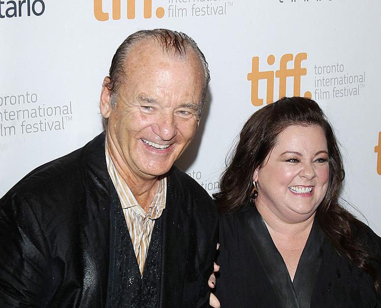 Bill and Melissa