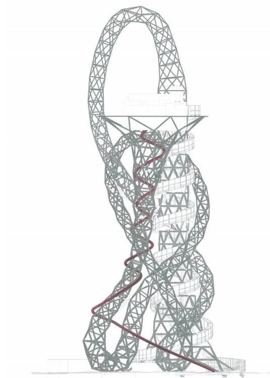 ArcelorMittal Orbit Tower slide 1