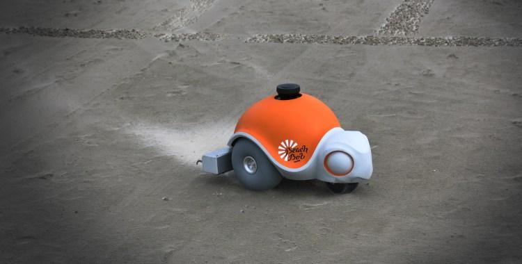 BeachBot 4