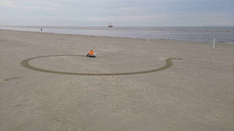BeachBot 5
