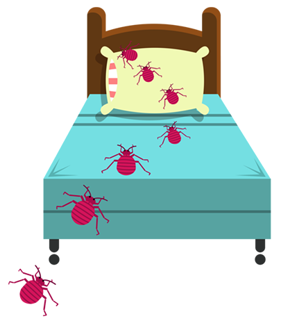 Bed Bug Emoji