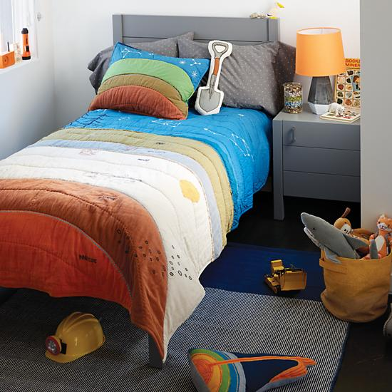 Trend Center of the Bedding