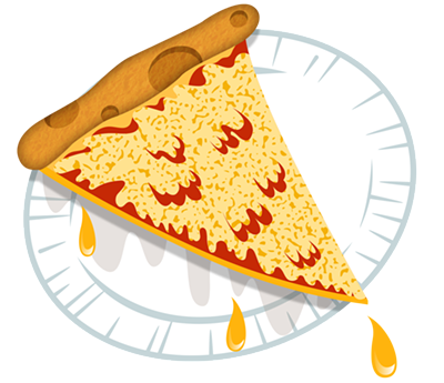 Dollar Slice Pizza Emoji