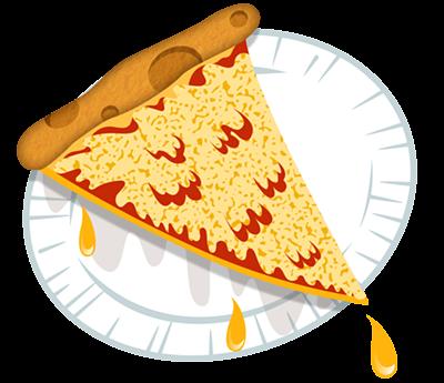 Dollar Slice Pizza Emoji