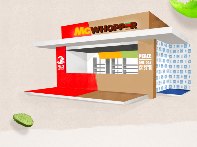 McWhopper Restaurant