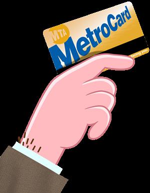 MetroCard Emoji