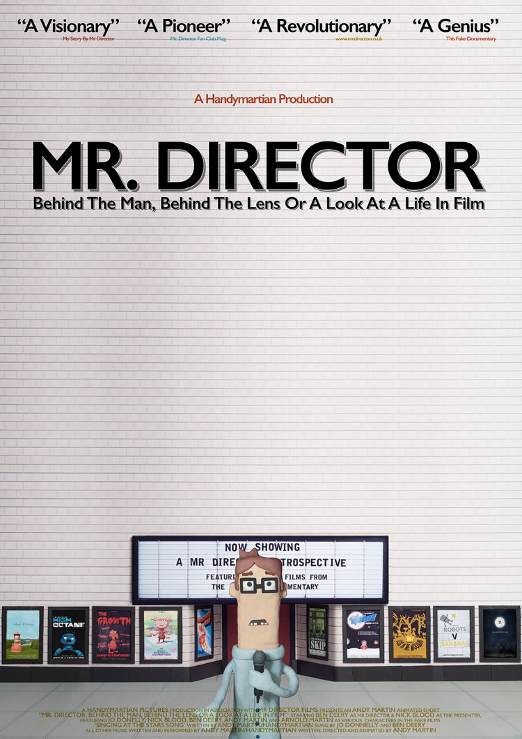 Mr Director Poster