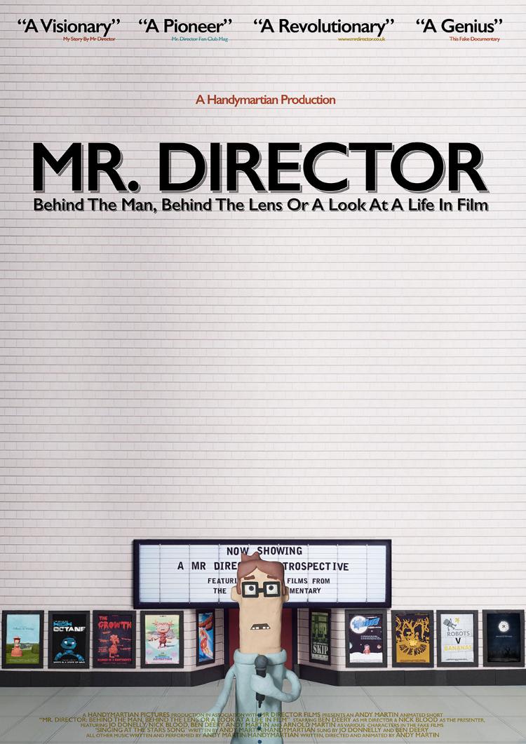Mr Director Poster