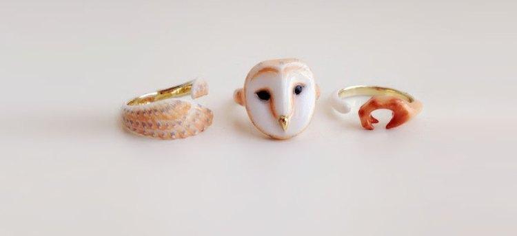 Owl 3 Piece