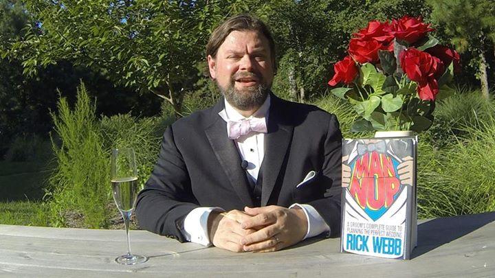 Rick Webb and Book