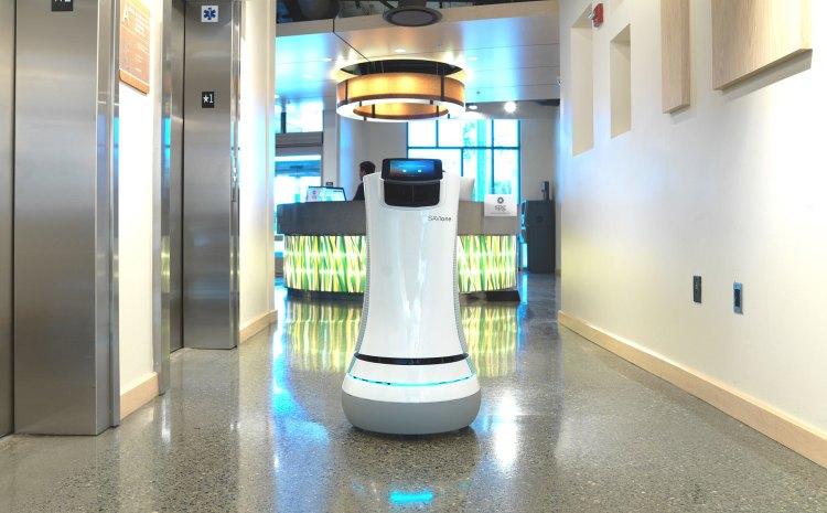 SaviOne Robot