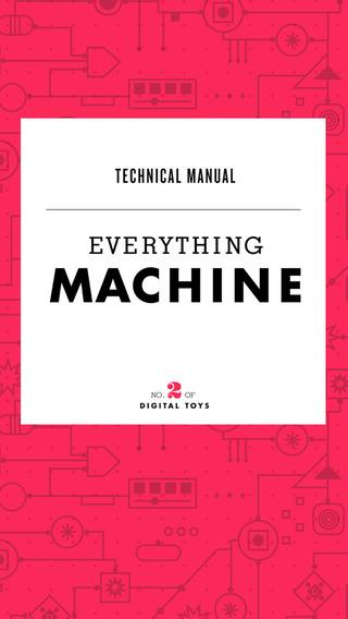 The Everything Machine Screenshot