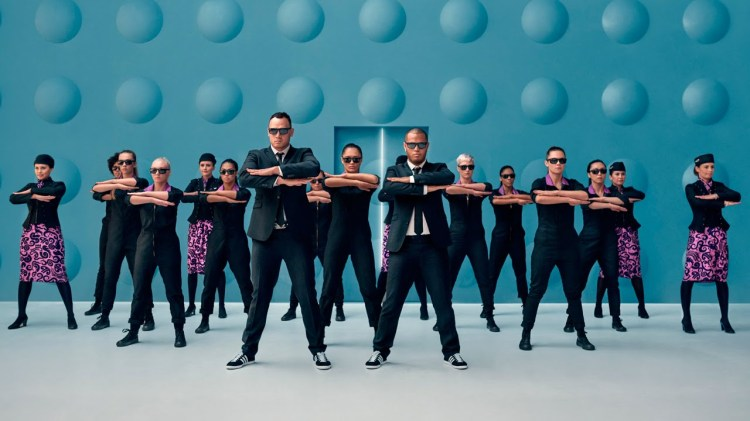 Air New Zealand Parodies Men In Black And Its Title Rap Track In A Musical Flight -6116