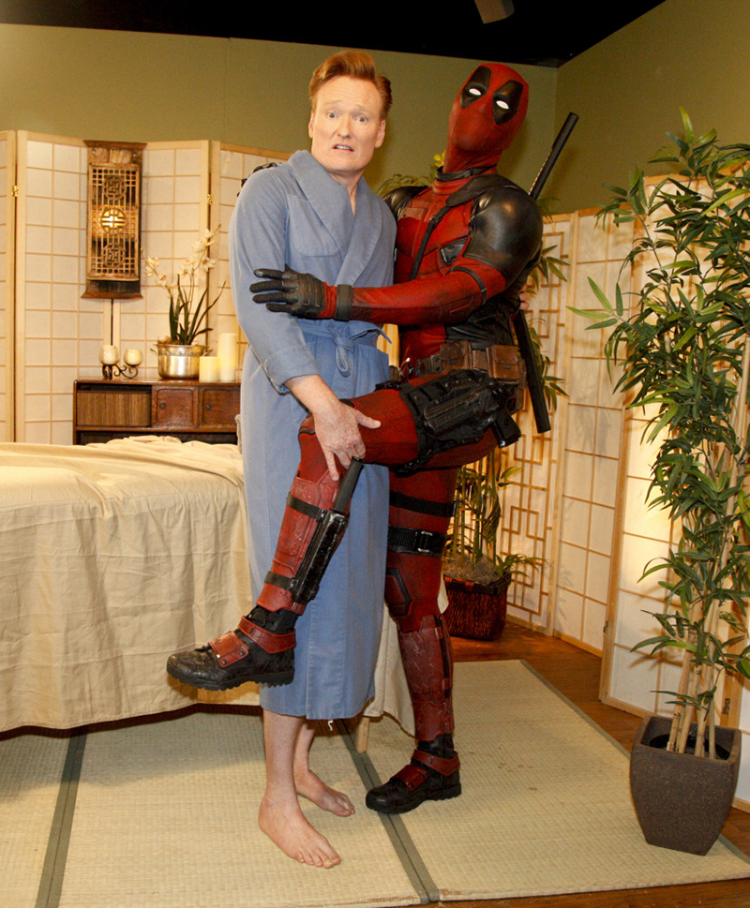 Deadpool Conan