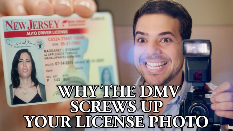 Comedian Paul Gale Explains Why the DMV Always Takes Terrible Drivers License Photos