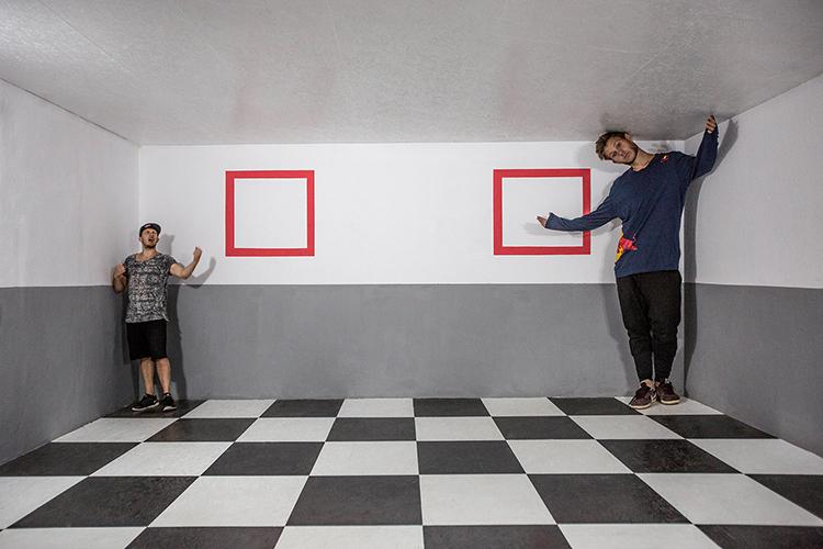 Freerunning Illusions