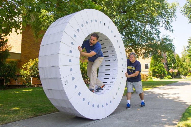 iMac Wheel