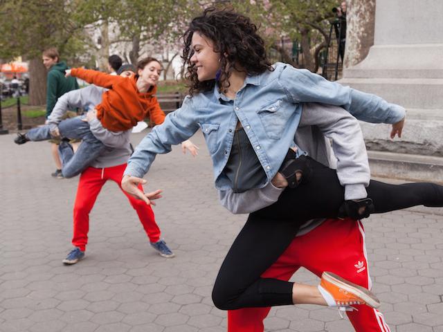improv everywhere ballet 3