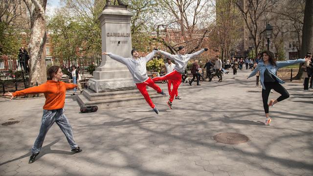improv everywhere ballet 5