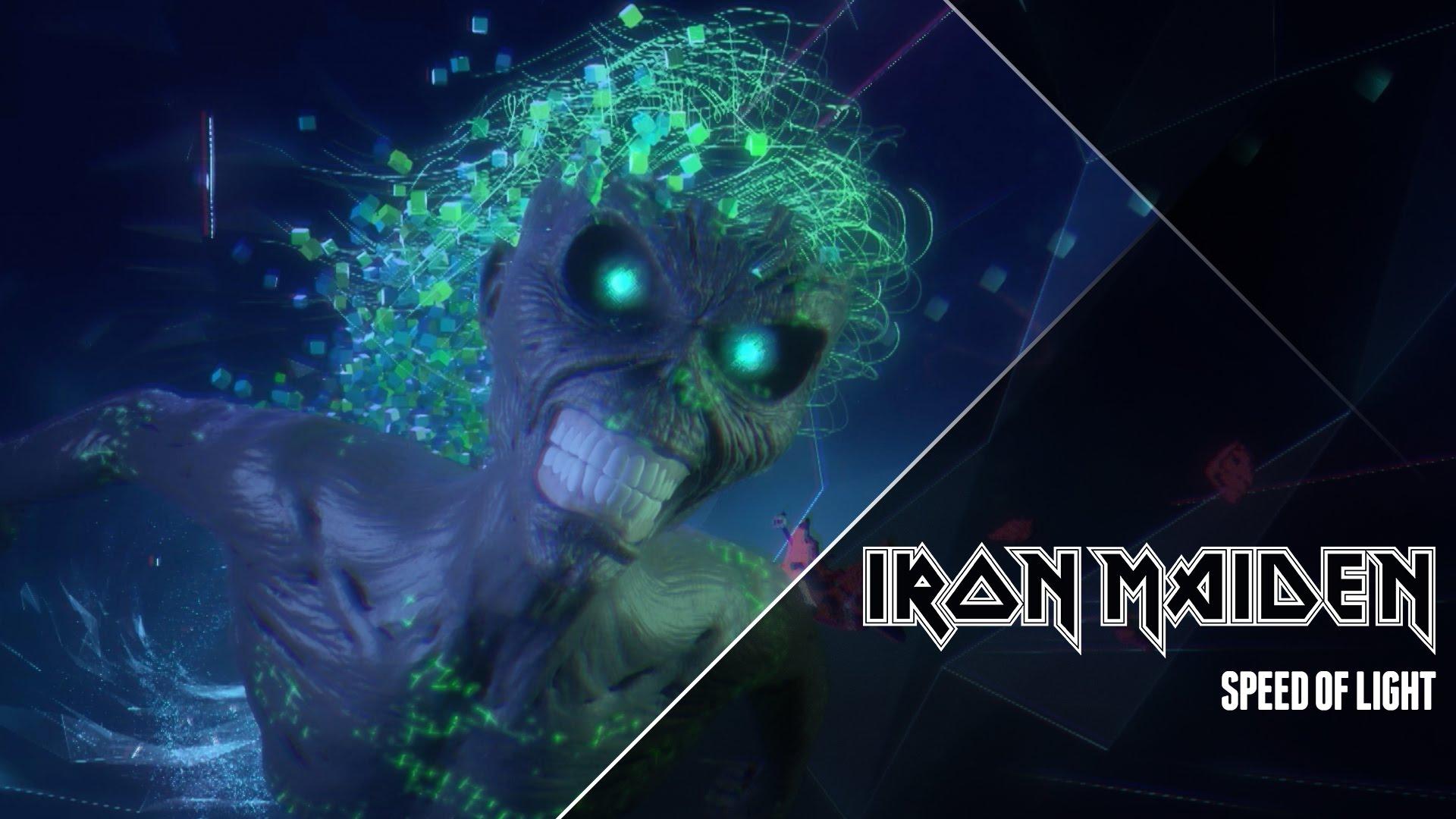 Iron Maiden on YouTube Music Videos