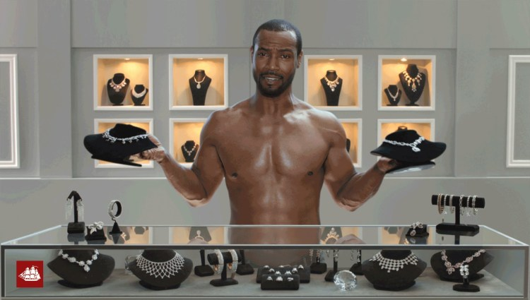 Isaiah Mustafa and Terry Crews Do Battle Over Scents in the Latest Old Spice Deodorant Commercial