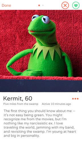 Kermit dating site