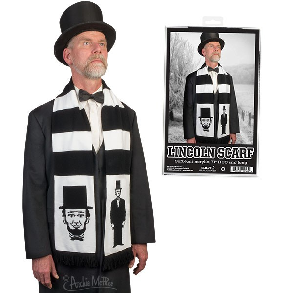 Lincoln Scarf