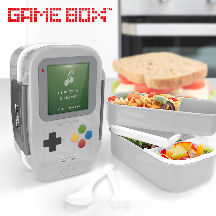 Game Box Lunchbox