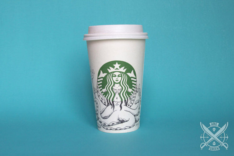 The Secret Life of the Starbucks Siren