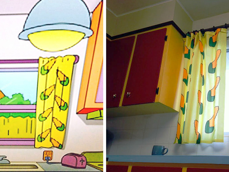 Simpsons Kitchen