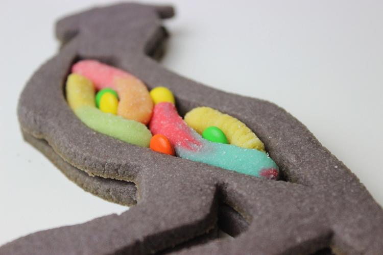 Tauntaun Cookies