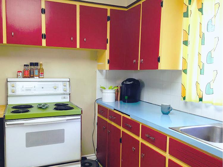 Simpsons Kitchen