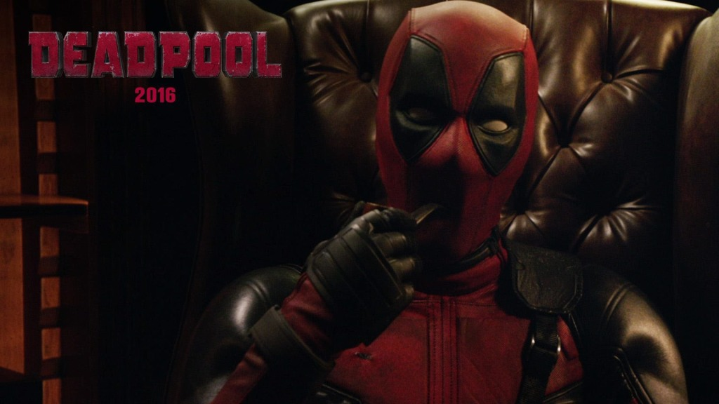 Deadpool Uses His Mouth To Build Up Hype For His Film In A