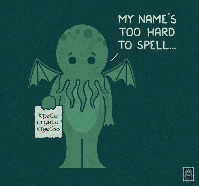 Monster Issues - Cthulhu