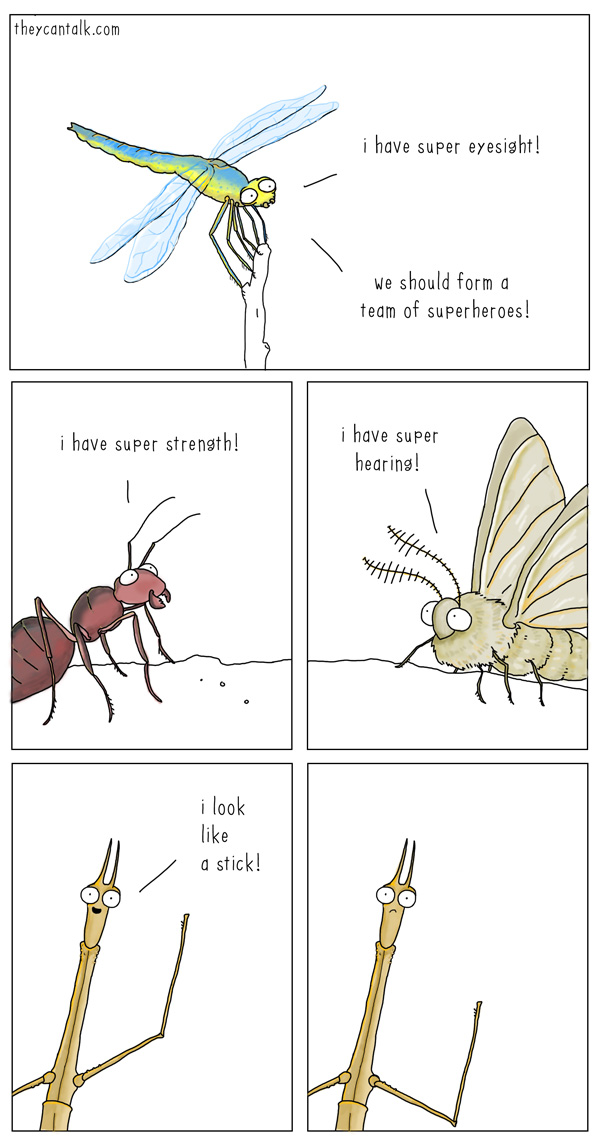 Super Insects