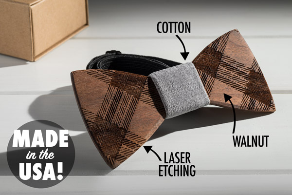 wooden bow tie 3