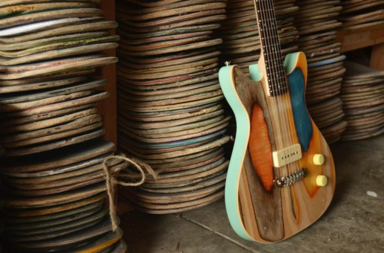 zflex+guitar