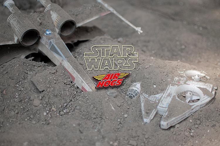 Air Hogs Star Wars