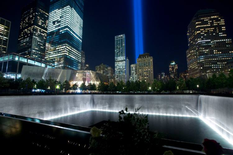 911 Tribute in Light