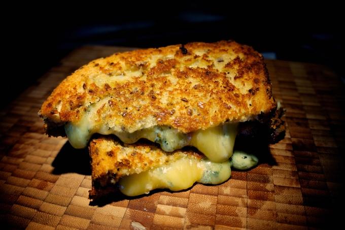 Cheese Postie Stilton and Raspberry