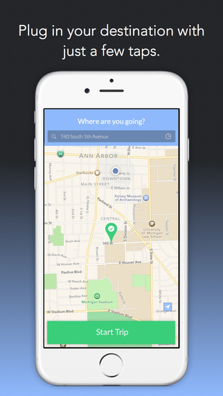 Companion App Setting Location