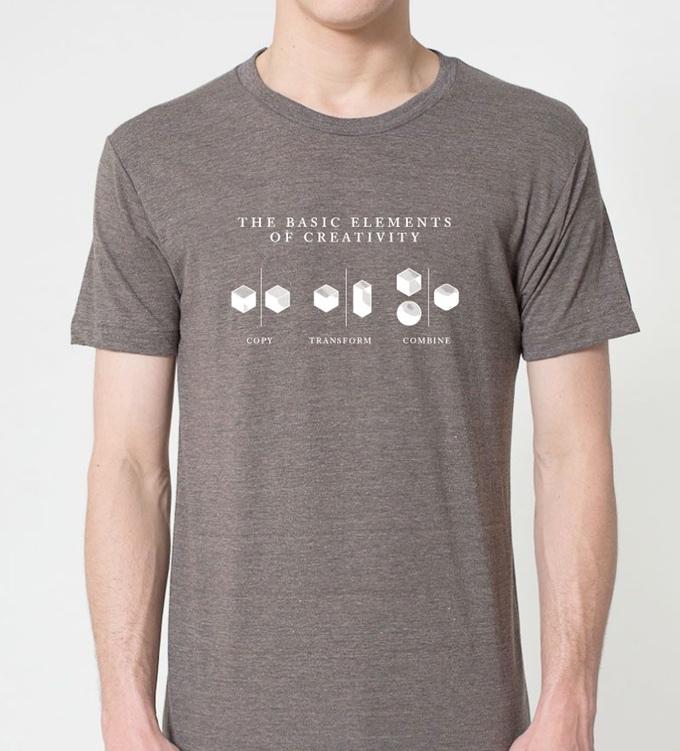 Copy Transform Combine Tshirt