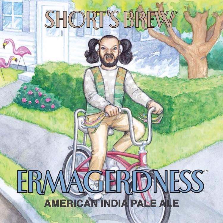 Ermagerdness IPA Logo