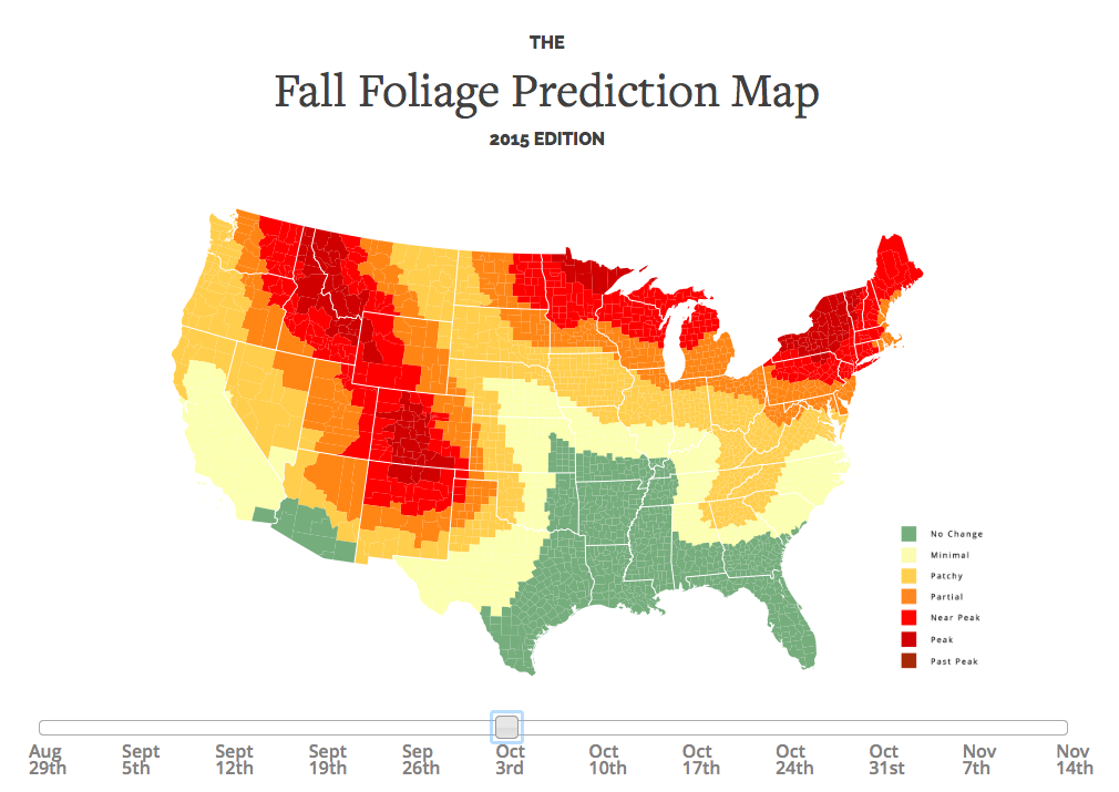 smoky mountains national park map with An Interactive Map That Predicts The Expected Fall Foliage For The Continental United States In 2015 on Fall Color furthermore 5 Of The Most Romantic Smoky Mountain Hiking Trails also Waterfall together with Yellowstonepark further North Carolina.