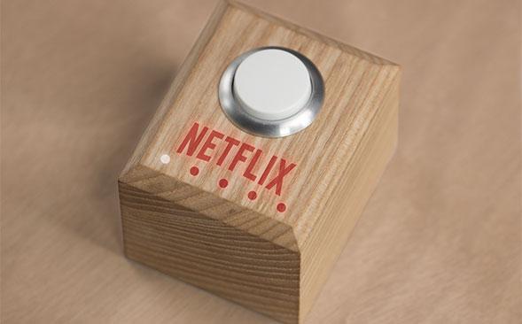 Finished Netflix Switch